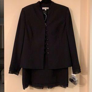 Women's Skirt & Suit Jacket Set
